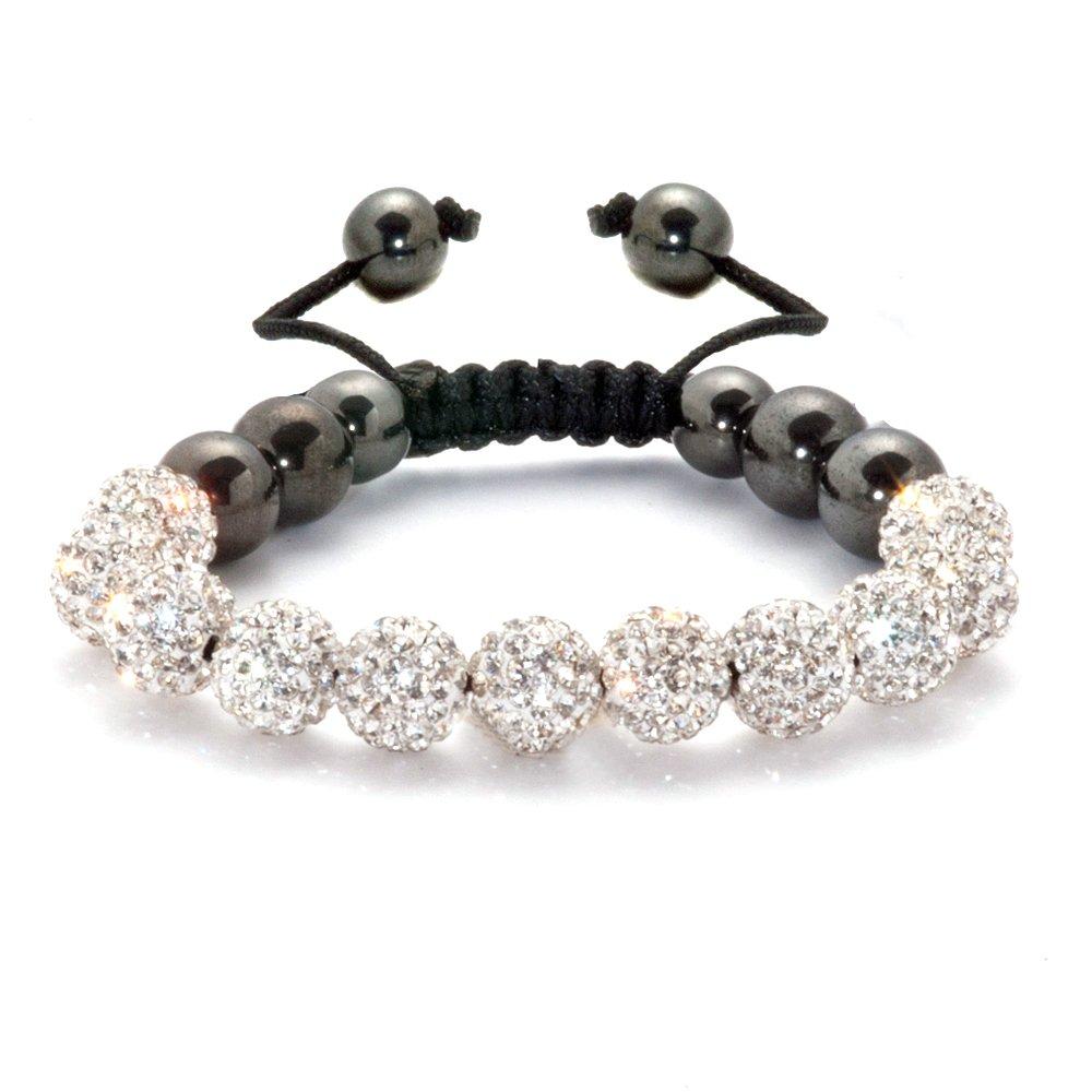 Crystal Shamballa 11 Beads